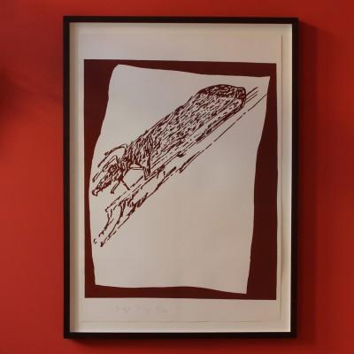 Joseph Beuys, Hirsch mit Urschlitten