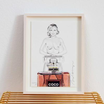 Mel Ramos, Coco Cookie