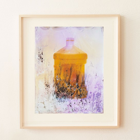 Matthew Brandt, Lakes & Reservoirs Series, Collectors Edition / Container #16